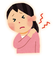 肩こり・肩痛イメージ